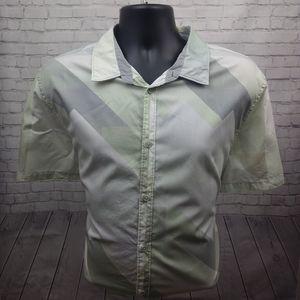 Calvin Klein Jeans short sleeve geo pattern